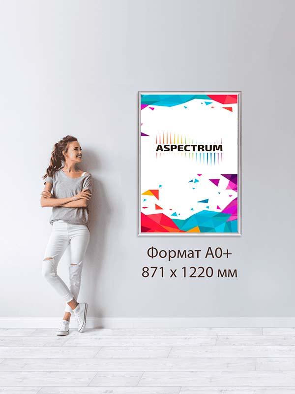 FrameLight А0 (877 x 1225 мм)